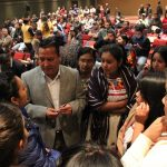 """Las declaraciones públicas del señor Flores Sánchez, que muestran una tímida disculpa, """"son insuficientes"""", sostuvo el secretario de Pueblos Indígenas"""