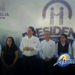 Martínez Alcázar, dijo que este programa no estriba en sólo visitar a las colonias en un acto protocolario, sino en escuchar de cerca las peticiones ciudadanas y dar solución pronta a las mismas