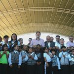 García Conejo indicó que se ha acompañado para que también se atiendan obras pequeñas pero de gran beneficio para las comunidades como las anunciadas en Tacámbaro por Araceli Saucedo quien logró etiquetar más de 14 mdp para infraestructura carretera