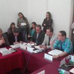 Los diputados consideraron que era injusto que se les tachara de responsables de la actual situación financiera de Michoacán ya que la deuda contrata hace años se aprobó por otras legislaturas y en condiciones que nunca favorecieron al Estado
