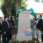 Inauguran en Morelia monumento por el Centenario de la Constitución