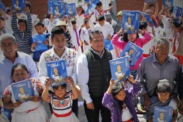"""Martín García Avilés señaló que """"la educación de los pueblos indígenas es prioridad del gobierno estatal"""""""