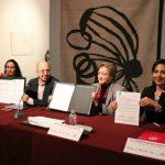 En esta firma de convenio se contó con la presencia de Jorge Volpi Escalante, coordinador de Difusión Cultural de la UNAM, quien destacó la importancia de transmitir contenidos culturales en los medios de comunicación actuales