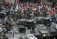 Mediante la cooperación institucional, compromiso con la democracia y apoyo al desarrollo Nacional, el Ejército Mexicano, se convierte en el pilar de las instituciones