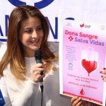 Lo anterior, en el marco de la campaña Alianza Contra el Cáncer Infantil, que realiza este año AMANC Michoacán