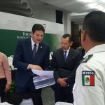 Martínez Alcázar se reunió en la Ciudad de México con el Secretario Ejecutivo del Sistema Nacional de Seguridad Pública