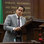 """El diputado dijo que no se puede retrasar más el tema """"tenemos que revisar escenarios, la viabilidad financiera y el futuro inmediato de Michoacán"""" pues hoy prácticamente la entidad está en una quiebra técnica financieramente hablando"""