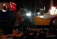 Al lugar acudieron cuerpos de rescate y ambulancias de distintas corporaciones procedentes de Morelia, Cuitzeo y Tarímbaro