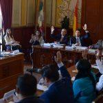 El cuerpo colegiado también avaló la ampliación liquida al Presupuesto de Ingresos y Presupuesto de Egresos del ejercicio Fiscal 2017, cuyos recursos serán destinados para los rubros de seguridad y migrantes