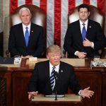 En este sentido, Trump dijo que aplicando las leyes de inmigración aumentarán los salarios y se podrá ayudar a los desempleados