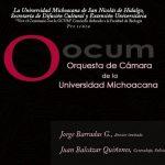El contrabajista Juan Antonio Balcázar Quiñones ingresó en el 2008 al Conservatorio de Las Rosas, bajo la tutela del maestro Raúl Pérez Meléndez