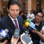 El edil moreliano informó que ya se ha reunido con el titular de la SSP, Bernardo Corona para ver lo referente a las tareas de seguridad en Morelia. Cada 8 días sostendrán encuentros