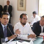 Aureoles Conejo recalcó que su Gobierno es de diálogo abierto y respetuoso, por lo que, en ese marco, se atenderán las demandas siempre dentro de la legalidad y el respeto a los derechos