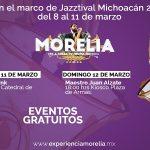 Cabe destacar que los recintos que albergará este festival serán también la Casa de la Cultura, el Teatro José Rubén Romero, el Centro Cultural UNAM y sus extensiones en el interior del estado
