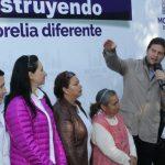 Martínez Alcázar pidió la comprensión de la ciudadanía por el número de obras que se ejecutan en el municipio (FOTO: MARIO REBOLLAR)
