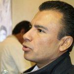 Fidel Calderón Torreblanca dijo que ya es tiempo de que las dirigencias nacionales del PRD y Morena se pongan de acuerdo y se alíen, pues si lo hubieran hecho desde el año pasado, muchas cosas se habrían evitado en el PRD (FOTO: Mario Rebollar)