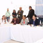 Martínez Alcázar participó en la XXVII Sesión Ordinaria de la Comisión de Cuenca del Lago de Cuitzeo con expertos en la materia, autoridades federales, estatales y consejeros de este organismo