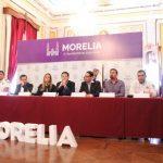 La Secretaria de Turismo municipal precisó que toda la información estará en el nuevo portal web www.experienciamorelia.mx