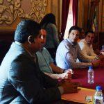Martínez Alcázar externó su total disposición de trabajar en una estrategia en común que brinde alternativas de empleo para quienes sean obligados a regresar a la ciudad