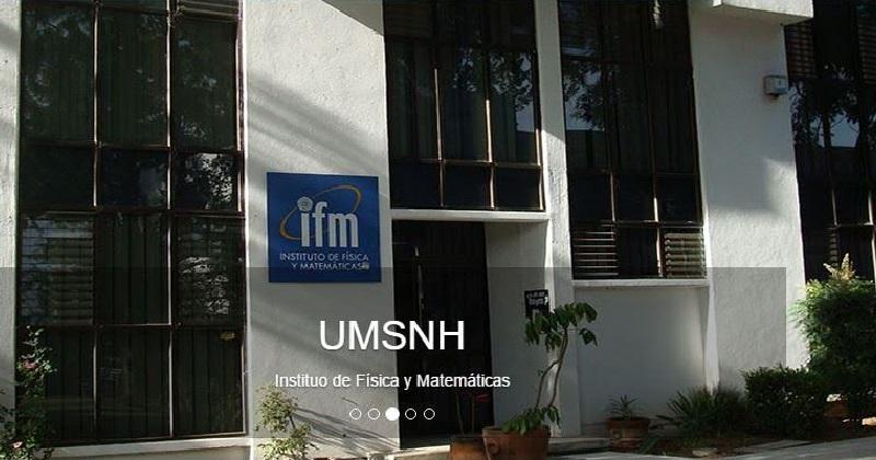 Para cursar la maestría y doctorado con investigaciones de ambas instituciones educativas en Morelia