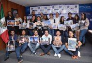 """Quintana Martínez invitó a la ciudadanía para que cualquiera que quisiera destacar las bellezas de la ciudad, lograra difundirlas a través de una fotografía para invitar a que más personas conozcan, visiten y se """"enamoren"""" de la capital del estado"""
