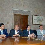 El alcalde de Durango, José Ramón Enríquez reconoció que Michoacán y Morelia han avanzado en materia del combate en la inseguridad, de tal forma que actualmente ya no se encuentran en la lista de focos rojos en el país