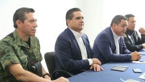 No bajaremos la guardia, subraya el gobernador al encabezar en Uruapan la reunión semanal del Grupo de Coordinación Michoacán