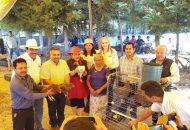 La Delegación de la SAGARPA en Michoacán realizó una inversión de 453 mil 900 pesos para efectuar la entrega de Granjas de Traspatio