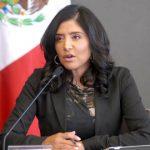 A través de una carta, Alejandra Barrales confirmó que regresa a ocupar su escaño este jueves, lugar que ocupaba su compañera Martha Tagle
