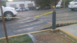 La actual administración municipal detectó severas deficiencias técnicas y de calidad que han derivado en la fragmentación del pavimento
