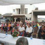 """En Copándaro, el secretario general del sol azteca en Michoacán encabezó el diálogo con los miembros de la sociedad civil; """"la participación ciudadana es fundamental para el desarrollo de una sociedad"""", señaló"""