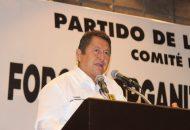 Javier Maldonado Torres, presidente del CEM del PRD en Morelia, afirmó que a pesar de no haberse firmado el Mando Único, coordinarse para atender problemas se seguridad, es un primer paso para lograr resultados
