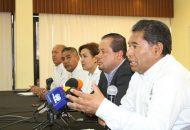 La Copasem es una organización conformada por productores agropecuarios que tiene presencia en 20 estados de la república, en Michoacán arranca actividades a partir de esta fecha, con instalaciones en la ciudad de Morelia(FOTO: Mario Rebollar)