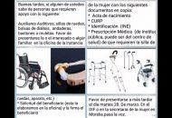 Las campañas de apoyos sociales son promocionadas a través de las cuentas oficiales en Facebook y Twitter, las cuales son Sistema DIF Michoacán y @DIFMich, respectivamente, detalla Rocío Beamonte