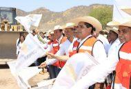 Se concreta inversión histórica en el municipio de Huetamo, subraya Aureoles Conejo