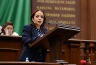 Se deberá asignar una partida presupuestal para atender sus necesidades, destacó la diputada del PAN, Andrea Villanueva, impulsora de la iniciativa