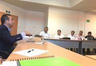 Soto Sánchez sostuvo un encuentro con las asociaciones de comerciantes que cada año participan en la feria, con el objetivo de determinar la forma en que se habrá de operar en cuanto a logística y distribución de espacios