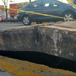 Privilegia Ayuntamiento de Morelia seguridad de automovilistas; reparará este jueves tramo dañado de Calzada Juárez