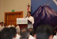 Trabajar en equipo es la meta; la ciudadanía demanda agilidad en la resolución de problemas, señala el gobernador de Michoacán