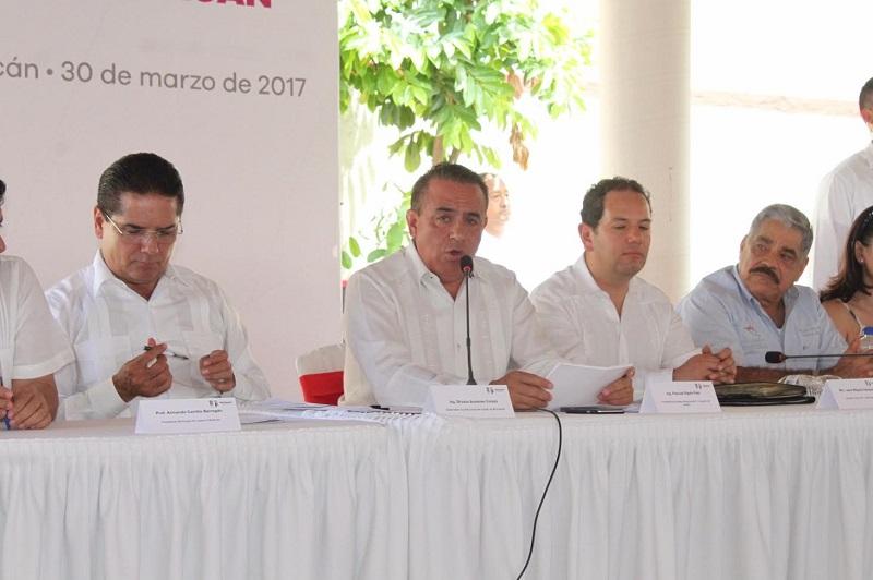 Pascual Sigala añadió que las Zonas Económicas Especiales se diseñaron como una herramienta para potenciar el desarrollo, la inversión, y para fortalecer las acciones para garantizar la seguridad y gobernabilidad