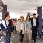 """Martínez Alcázar estuvo presente en Firma de Convenio """"Trabajamos para hacer tu Vida Diferente"""""""