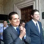 Silvano Aureoles Conejo informó que el Grupo de Coordinación para la Seguridad de Morelia estará sesionando permanentemente cada lunes, a las 9 de la mañana