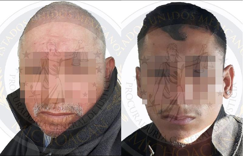 Los detenidos fueron puestos a disposición de la agente del Ministerio Público de la UECS, quien los presentó ante el juez de control, mismo que resolvió vincularlos a proceso por su relación en el delito de secuestro agravado