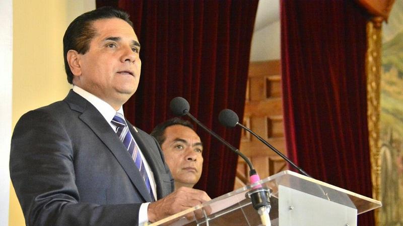 Aureoles Conejo indicó que el objetivo de los cambios en su gabinete es evitar duplicidad de funciones y eficientar el ejercicio de recursos públicos