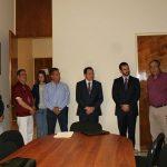 En tanto, el nuevo titular de Servicios Auxiliares, Villalobos Guzmán, quien fungía anteriormente como Director de Mercados, aprovechó la presencia del personal para solicitarles trabajar con ahínco