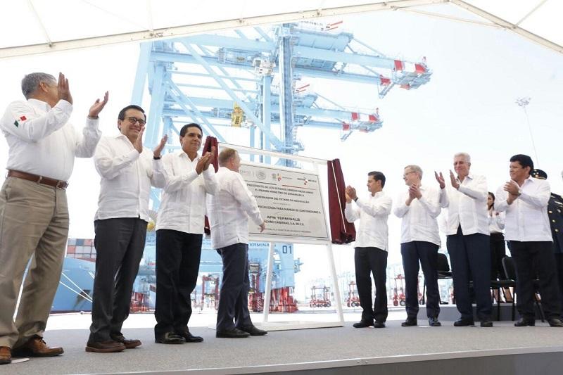 Estamos listos para asumir el reto de instalar aquí la primera ZEE de México, señala Silvano Aureoles