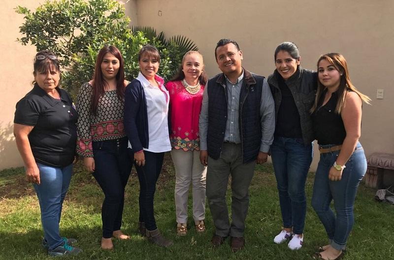 El PRD ha sido pionero e impulsor de la participación política de las mujeres: Torres Piña
