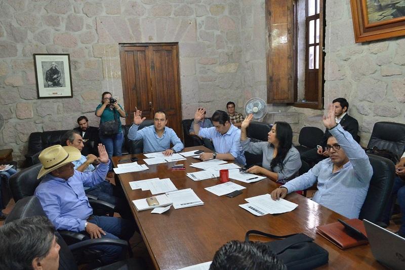 El Ayuntamiento de Morelia fija fechas para renovación de autoridades auxiliares en 24 colonias y 5 tenencias
