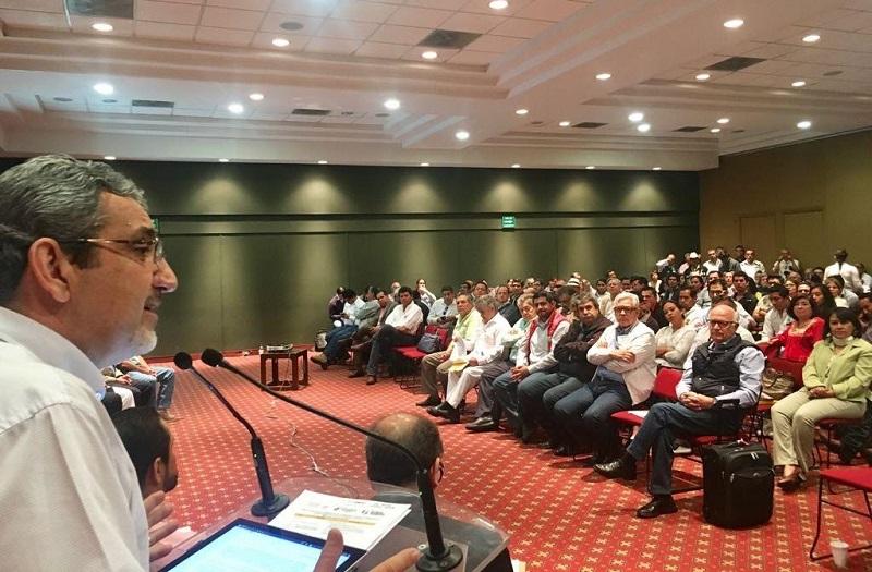 Por su parte, el delegado de la SAGARPA en Michoacán, Jaime Rodríguez López, resaltó que nuestro país es protagonista importante en la producción de orgánicos, con más de 10 mil hectáreas dedicadas a este tipo de cultivos