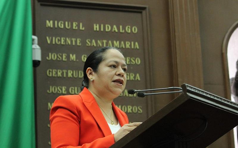 Alcántar Baca resaltó que la propuesta que presenta incide de manera importante en el ámbito del derecho constitucional y del derecho procesal